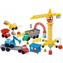 Samochody Plac Budowy Koparka Ecoiffier