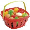 Koszyk z warzywami i owocami Smoby Ecoiffier