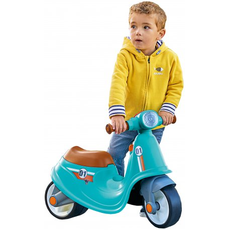 Big-classic-scooter Bobby Car