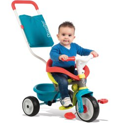 Trójkołowy Rowerek 3w1 Be Move Comfort Smoby Ciche Koła