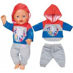 Baby Born Ubranko Dresowe Niebieskie
