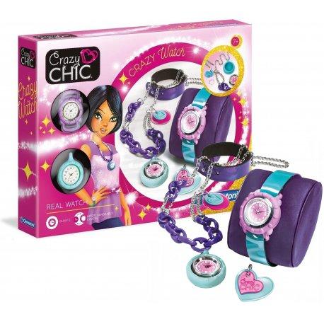 Zegarek Crazy Chic Clementoni