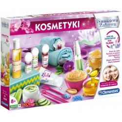 Kosmetyki Naukowa Zabawa Laboratorium Clementoni