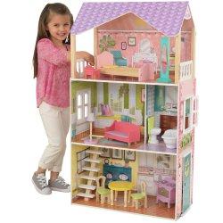 Drewniany Domek Dla Lalek Poppy KidKraft