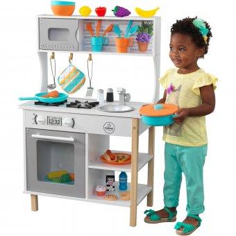 Drewniana Kuchnia Dla Dzieci 39 Akces. KidKraft