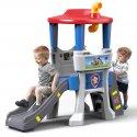 Psi Patrol Plac Zabaw ze Zjeżdżalnią Wieża z Peryskopem Step2
