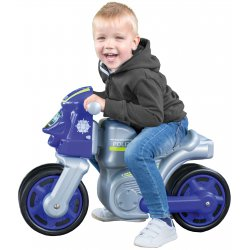 BIG Jeździk Policyjny Motocykl Motor