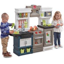 Duża Kuchnia Dla Dzieci 33 Akcesoria Step2