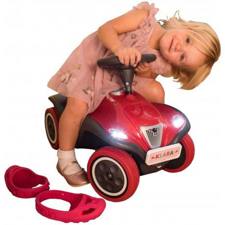 Jeździk Pchacz Ochronki Rejestracja Big Next Bobby Car