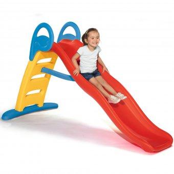 Zjeżdżalnia Ogrodowa Funny Dla Dzieci Ślizg 200 cm Smoby
