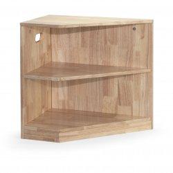Drewniana Szafka Narożna z półkami dla Dzieci Viga Toys