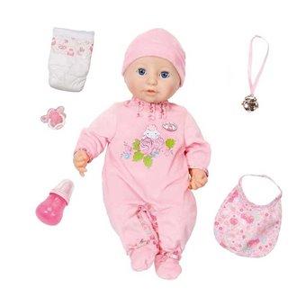 BABY ANNABELL Interaktywna LALKA Funkcyjna 43 cm