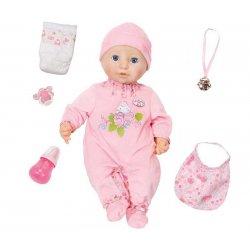 BABY ANNABELL Interaktywna LALKA Funkcyjna 43cm Nowość