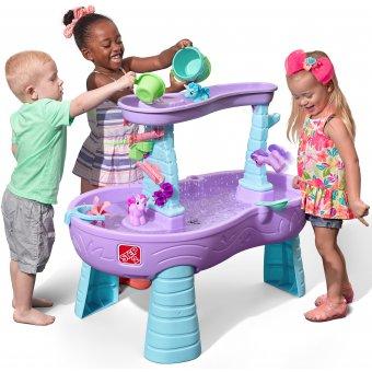 Piaskownica stół wodny z akcesoriami Magiczny Jednorożec Step2