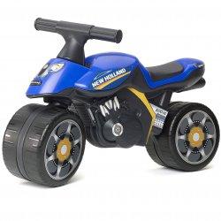 FALK Jeździk Pchacz Motor Rower Biegowy New Holland do 30kg