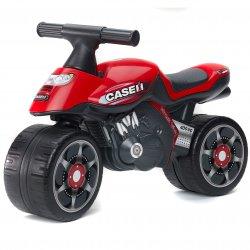 FALK Jeździk Pchacz Motor Rower Biegowy CASE do 30kg