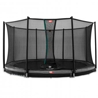 BERG Trampolina InGround Favorit 430 cm z siatką Comfort