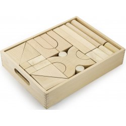 Drewniane klocki Viga Toys 48 elementy