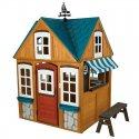 Domek dla dzieci drewniany ogrodowy Seaside Kidkraft