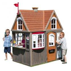 Domek ogrodowy dla dzieci drewniany KidKraft Greystone Cottage