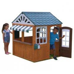 Drewniany Domek Ogrodowy Dla Dzieci KidKraft Garden View