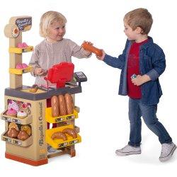 Piekarnia Sklepik Dla Dzieci 26 Akc. Smoby