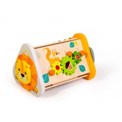 Pudełko Aktywności Jungla Wielofunkcyjna Zabawka Classic World