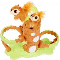 Little Tikes Sprężypuszaki Domek Na Drzewie Springlings Surprise