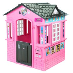 L.O.L Ogrodowy Domek Surprise Cape Cottage Little Tikes