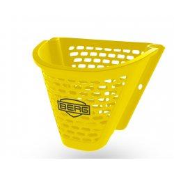 BERG Żółty kosz Buzzy