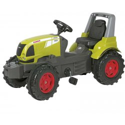 Traktor na pedały CLAAS Arion Rolly Toys rollyFarmTrac Premium