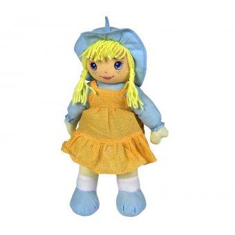 Lalka Szmacianka Dolly Pomarańczowa Simba