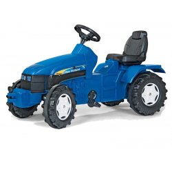 Traktor na Pedały - New Holland Rolly Toys rollyFarmTrac 3-8 Lat