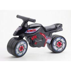 FALK Motor Chodzik Jeździk Rowerek Biegowy Czarny