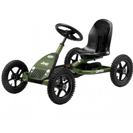BERG Gokart na pedały Jeep® Junior