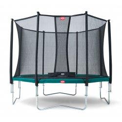 BERG Trampolina Favorit 270 cm z siatką Comfort
