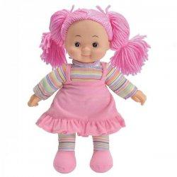 Simba Lalka Pyzatka Szmacianka - Jasno różowa Sukienka