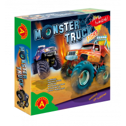 Alexander Gra Planszowa Monster Truck Fight