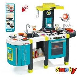 Smoby Kuchnia Elektroniczna grill express do kawy miniTefal French Touch 2015