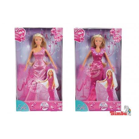 Simba Steffi w Różowej Sukni, 2 rodzaje