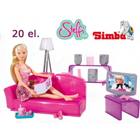 Simba Lalka Steffi Salon