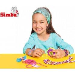 SIMBA Art&Fun Zestaw Bransoletki 12 kolorów
