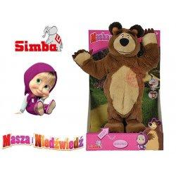Simba Masza i Niedźwiedź - Tańczący Miś