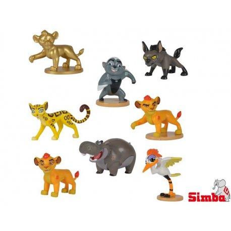 SIMBA Lwia Straż Małe Figurki Kolekcjonerskie