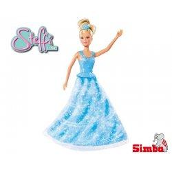 SIMBA Lalka Steffi Love Tańcząca Księżniczka