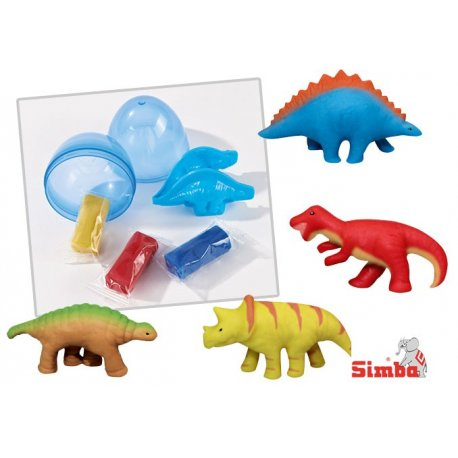 SIMBA A&F Dinozaury w jajku