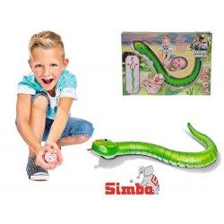 SIMBA Zdalnie Sterowany Wąż IRC Pilot