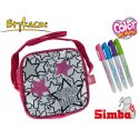 Simba Color Me Mine Torba do kolorowania Cekinowa + 4 flamastry Reklama TV