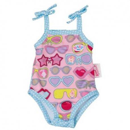 BABY BORN jednoczęściowy strój kąpielowy