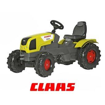 Traktor na pedały - Claas AXOS Rolly Toys 3-8 Lat do 50 kg